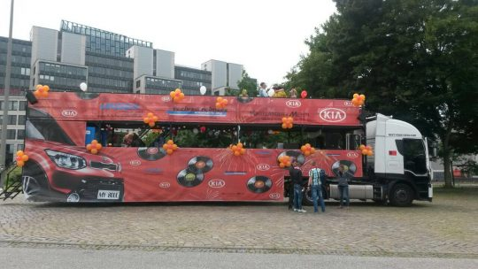 Musiktruck MT-5