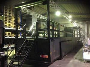 Allrounder Showtruck, Musiktruck MT-6 Kopie