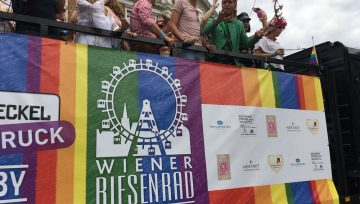 Regenbogenparade Wien 2018