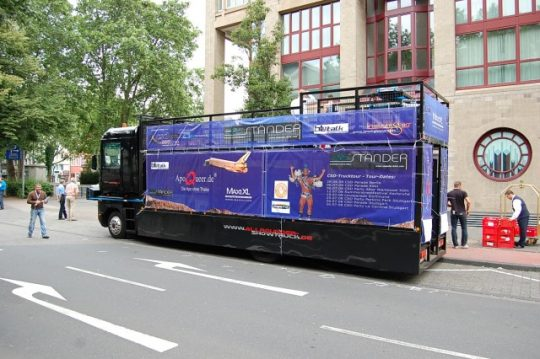 Musiktruck MT-1