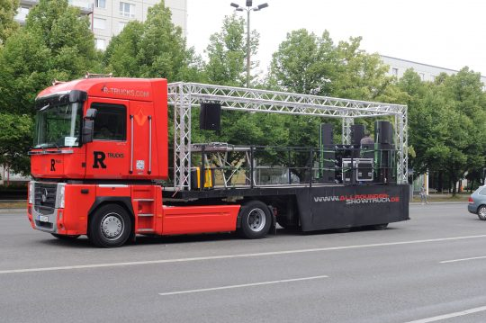 Musiktruck MT-9