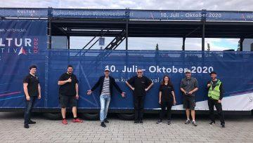 Kulturfestival Schleswig Holstein Juli- Oktober 2020